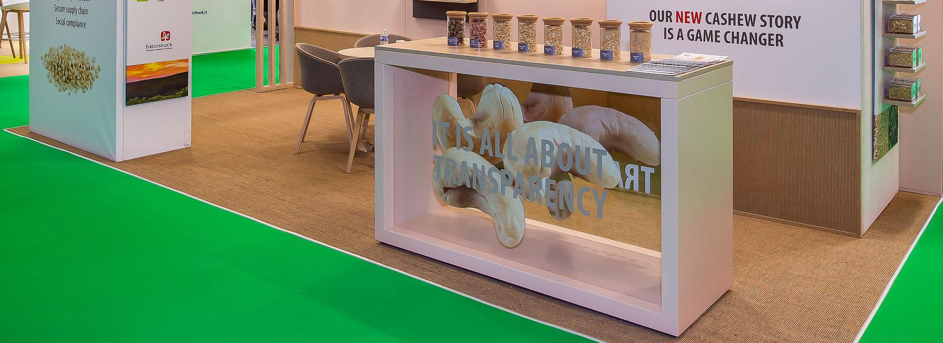 Productpresentaties - Merkpresentaties - Foodlink | Wijbenga Productpresentaties